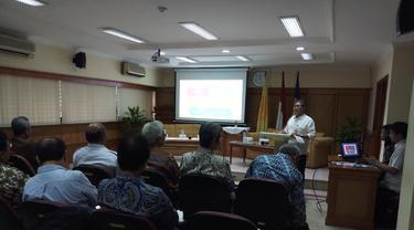Dirjen Bina Konstruksi Kementerian PUPR Syarief Burhanudin