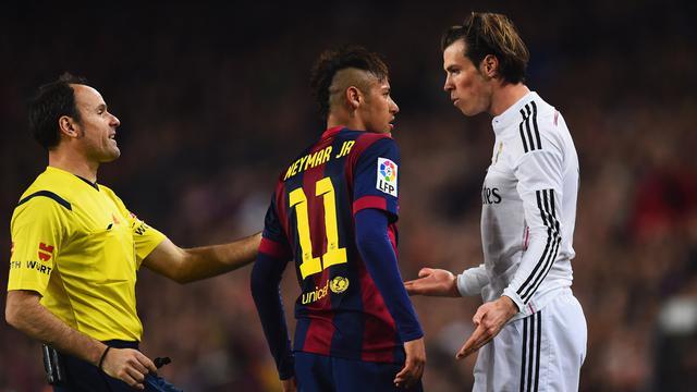 Hasil gambar untuk Bale dan neymar