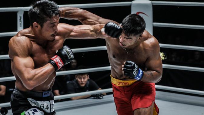 Agilan Thani (One Championship)