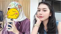 Rica Andriani pakai hijab (Sumber: Instagram/ricaandriani)