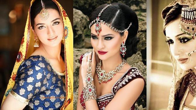 Mengenal 3 Perhiasan Kepala Cantik Dari India - Beauty ...