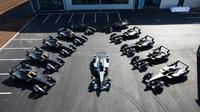Mobil balap Formula E akan dijual (Carscoops)