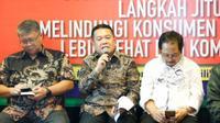 Direktur Pengawasan Barang dan Jasa Kementerian Perdagangan, Ojak Manurung. Dok: Indonesia Technology Forum