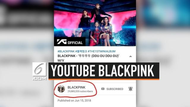 Girlgrup KPOP, Blackpink meraih subscribers terbanyak di dunia, berhasil mengalahkan posisi One Direction. Tidak hanya itu, youtube channel mereka juga menjadi yang paling banyak diikuti di Asia.