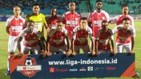 Persipura Jayapura pada Shopee Liga 1 2019. (Bola.com/Vincentius Atmaja)