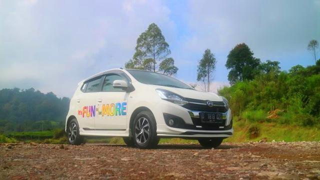 Harga Mobil Ayla Terbaru Dan Terbaik 2018 Bekas Dan Kredit Ada