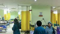 Kondisi salah satu ruangan di rumah sakit. (Liputan6.com/Loop/Humas Kemenkes)