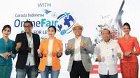 Garuda Indonesia bekerjasama dengan BRI kembali menggelar Garuda Indonesia Online Travel Fair (GOTF) pada 23-29 November 2018 melalui digital channel Garuda Indonesia.