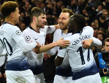 Gol Tunggal Eriksen Bawa Tottenham Hotspur Kalahkan Inter Milan te