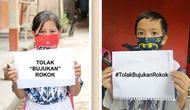Kampanye Nasional Hari Tanpa Tembakau Sedunia (HTTS) Tahun 2020.