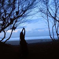 Pantai Goa Cemara, Bantul, Yogyakarta. (Melted Javanese Sugar)