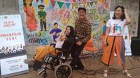 Akan ada dua aplikasi ramah disabilitas yang diluncurkan dalam waktu dekat (Foto: Liputan6.com/Ade Nasihudin Al Ansori)
