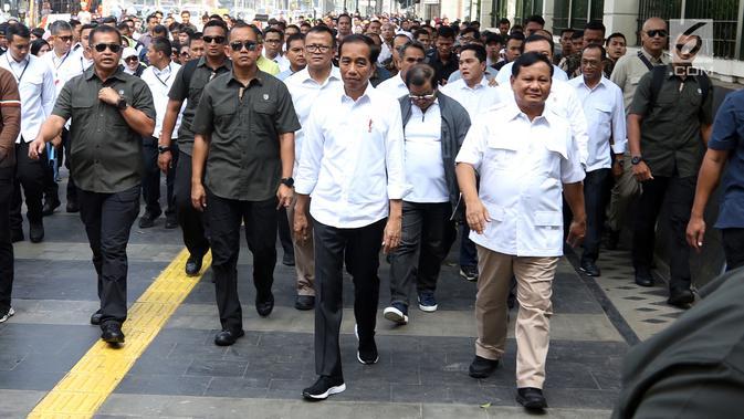 PKS Akui Terima Surat Dari Prabowo Sebelum Bertemu Jokowi