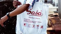 Kolaborasi unik Sasa dan The Goods Dept. (dok. Istimewa)