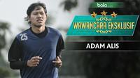 Wawancara Eksklusif Adam Alis_2 (Bola.com/Adreanus Titus)