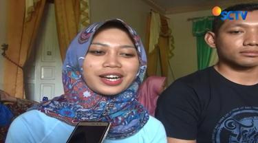 Kisah pernikahan dua anggota polisi lewat video call viral di media sosial membuat pasangan pengantin Briptu Nova dan Briptu Andik Trianto bercerita tentang pernikahannya hingga lewat video call.