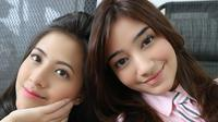 Potret Kebersamaan Dannia Salsabilla dan Adhisty Zara. (Sumber: Instagram.com/dannisalsabilla)