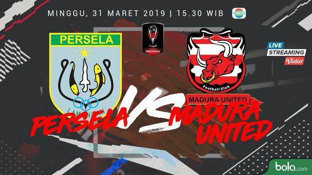 Prediksi Persela Vs Madura United Di Antara Nama Besar Dan Kutukan Indonesia Bola Com