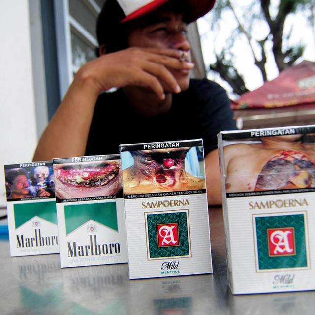 72 Produsen Rokok Sudah Pasang Peringatan Bergambar - Health