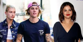 Hailey Baldwin memang sudah miliki cincin pertunangan dari Justin Bieber. Namun ia masih mengkhawatirkan Selena Gomez. (OK! Magazine)