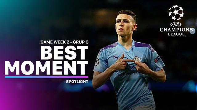 Berita video momen-momen terbaik yang tercipta pada matchday 2 di Grup C Liga Champions 2019-2020.