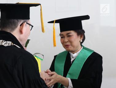 Pengukuhan Prof DR dr Ratna Sitompul Menjadi Guru Besar Tetap Fakultas Kedokteran UI