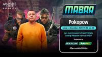 Main bareng Assassin's Creed Valhalla bersama Pokopow, Jumat (4/12/2020) pukul 19.00 WIB dapat disaksikan melalui platform streaming Vidio, Bola.com, dan Bola.net. (Dok. Vidio)