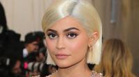 Kylie Jenner dituduh melakukan plagiarisme. (Neilson Barnard / AFP)