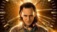 Poster Loki. (Marvel Studios via Instagram/ officialloki)