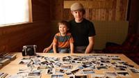 Foto-foto hasil bidikan Hawkeye Huey telah dimuat dalam National Geographic.