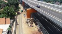 PT Jasamarga Jalanlayang Cikampek (JJC) tengah membangun 4 tempat parkir darurat (emergency parking bay) di Jalan Tol Jakarta-Cikampek II (Elevated) atau Tol Layang Jakarta-Cikampek.