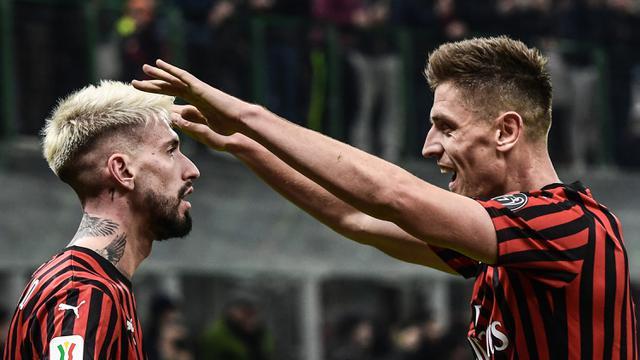 AC Milan Lumat SPAL di San Siro
