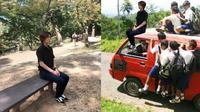 6 Foto Editan Yuta NCT Saat Duduk Ini Kocak Banget, Bikin Senyum Nyengir (sumber: twitter.com/beursun)