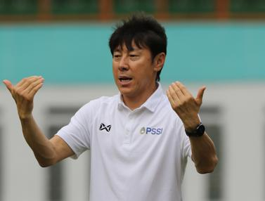 Manajer pelatih Timnas Indonesia, Shin Tae-yong