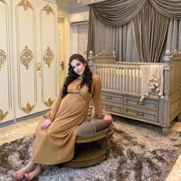 Mengintip desain kamar anak yang klasik dari Tasya Farasya (Foto: instagram/lifetime.design)