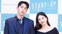 "Nam Joo Hyuk dan Bae Suzy bintangi Serial Drama Korea ""Start-Up"". (Photo by tvN, Courtesy of Netflix)"