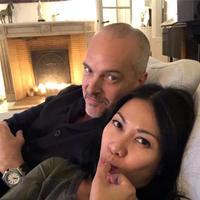 Anggun C Sasmi dan sang suami, Christian Kretschmar. (Instagram/anggun_cipta)