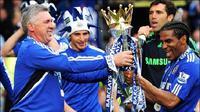 Chelsea 2009-2010 arahan Carlo Ancelotti memiliki produktivitas tertinggi.