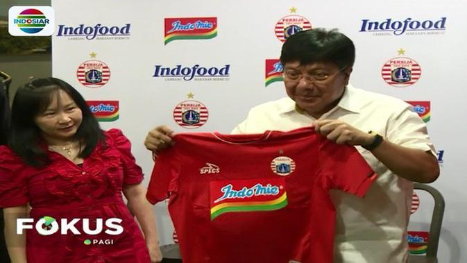 INDF Persija dan Indofood Resmi Jalin Kerja Sama Selama 2 Tahun - News Liputan6.com