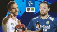 BRI Liga 1 - Duel Antarlini - Bali United Vs Persib Bandung (Bola.com/Adreanus Titus)