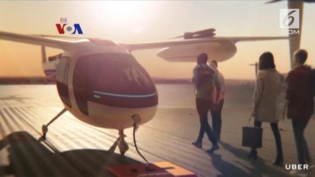 """Mobil terbang termasuk taksi terbang sejauh ini baru sebatas fiksi ilmiah, termasuk dalam film """"Blade Runner 2049""""."""