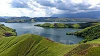 Danau Sentani di Kabupaten Jayapura. (Liputan6.com / Tarsi Acex)