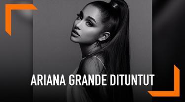 Ariana Grande kini tengah menghadapi satu kasus hukum. dituntut oleh seorang fotografer bernama Robert Barbera karena pelanggaran hak cipta.
