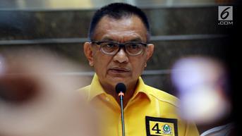 MKD DPR Sebut Sudah Dengar Lodewijk Sebagai Pengganti Azis Syamsuddin