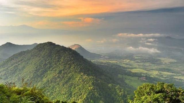 Mendaki Tak Sampai Dua Jam Dan Nikmati Sunrise Di Gunung Bongkok Lifestyle Liputan6 Com