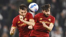 Bermain di Stadion Allianz, Tuan rumah Juventus berhasil menaklukkan tim tamu dengan skor tipis 1-0. (Fabio Ferrari/LaPresse via AP)