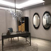 Sebagai brand furniture asli Indonesia berkualitas tinggi, Saniharto tak pernah lelah untuk berinovasi. Kali ini Saniharto kembali berkolaborasi dengan desainer interior muda Franchine Denise, dan suguhkan koleksi furnitur apik sarat akan makna. (Foto: Adinda Tri Wardhani/ Fimela.com)