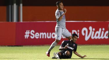 FOTO: Aksi Jebolan Diklat dan Akademi Persib Bandung di Babak Penyisihan Piala Menpora 2021