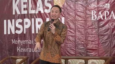 Livestreaming Mencetak Entrepreneur Tangguh Bersama Arif P. Rachmat