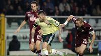 Torino vs AC Milan (REUTERS/Giorgio Perottino)